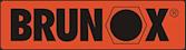 Brunox – szwajcarskie preparaty czyszczące, smarujące, antykorozyjne, konserwujące Logo